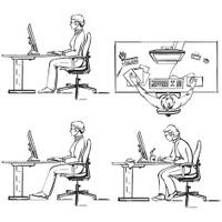 Ergonomic of computer workplace 1