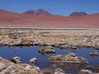 High altitude landscape