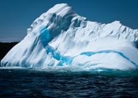 Iceberg Closeup Newfoundland