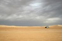 Sahara safari jeep