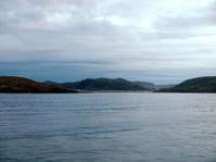 Severe coast Barent sea