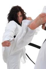 Effective martial arts means