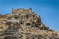Tlos ancient town ruins