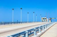 draw bridge at harbor in Fort Lauderdale
