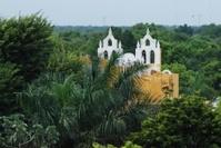 Yellow church Izamal