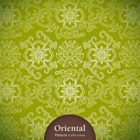 Oriental Pattern Design
