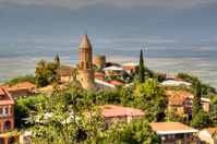 View over Sighnaghi