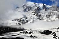 Mount Rainier - View of the Summit