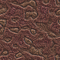 Slimy organic tissue