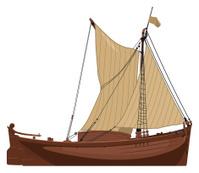 old Dutch boat