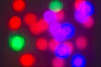 colorful light bokeh
