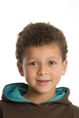cute six year old boy