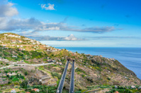 Campanario on Madeira island