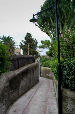 Narrow Road Isle of Capri