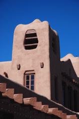 Adobe Style Building