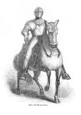 Sir Horace Vere Engraving