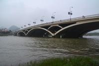 Bridge over Li River, Guilin