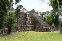 pyramid in Dzibanche