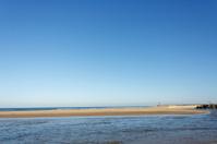 Cote d'Argent - Beach of Mimizan Plage