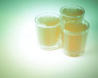 Retro look Orange juice