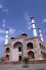 Islamic Temple, Agra, India