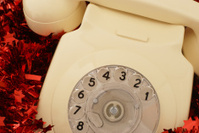 Christmas Telephone