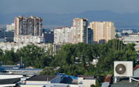 Cityscapes from Sofia