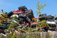 Cars junk