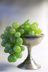 Gothic Grape Goblet