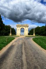 Neoclassical Arch, Stowe, Buckinghamshire, England
