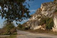 "Rocks around the monastery ""St Dimitrii of Basarbovo"""