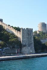 Rumelihisarı (also known as Rumelian Castle and Roumeli Hissar C