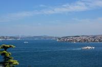 Bosphorus suspended Bridge