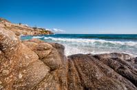 Paradise beach in Mykonos