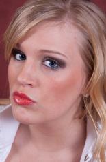 Pouting Blonde