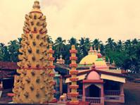 Temple of Lord Shiva called Velneshwar temple