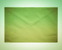 Retro look Letter