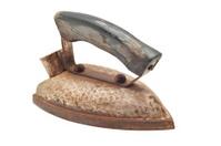 old ironing tool