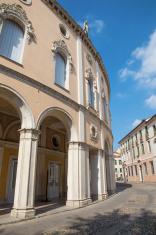 "Padua - The teater ""Teatro Verdi"" from south-east."