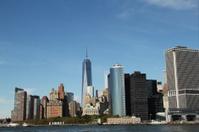 New York City Skyline Skycraper