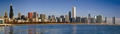 Chicago Panoramic Skyline