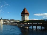 Places - Switzerland, Lucern, Bridge