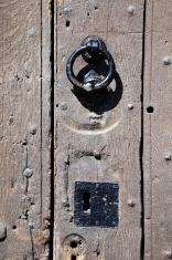 Norman castle door detail, Tamworth.
