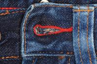 blue denim texture, textile, fabric, stitch