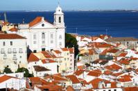 Cityscape of Lisbon