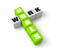 Work Goals Green