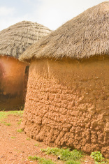 Togo in Africa: Bassari Tribal Village of Bangele