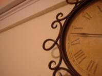 Eastern-style Clock