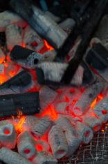 Hot Charcoals