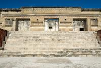 Mitla archeological site Oaxaca Mexico